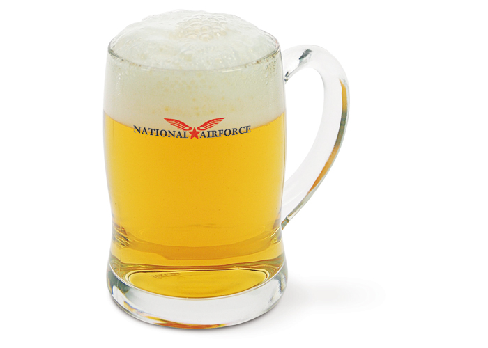 Promotional Beer glass for the real beer drinker │ Glasses